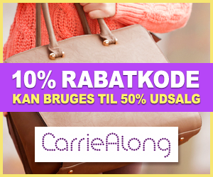 10% Carriealong rabatkode