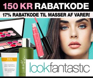 Lookfantastic rabatkode