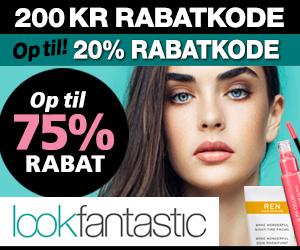 20% Lookfantastic rabatkode
