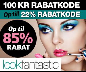22% Lookfantastic rabatkode