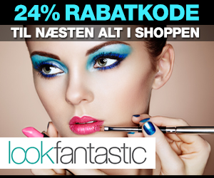 24% Lookfantastic rabatkode