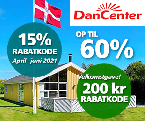 Dancenter 15% kampagnekode
