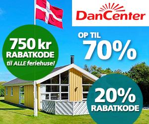 Dancenter 750 kr kampagnekode